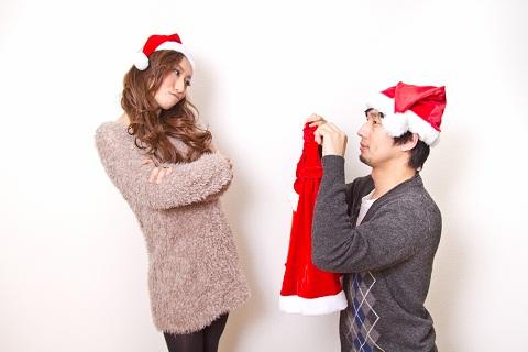 クリスマスデートで女性がやってはいけないNG行動5個