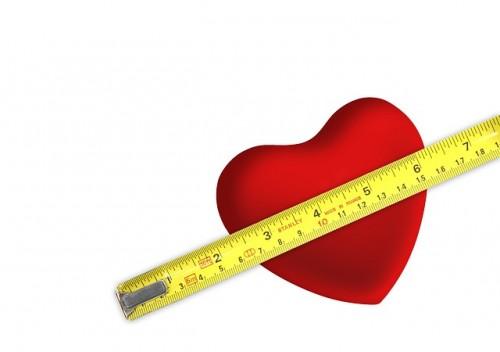 カップルになりやすい男女の身長差は約20センチと判明!