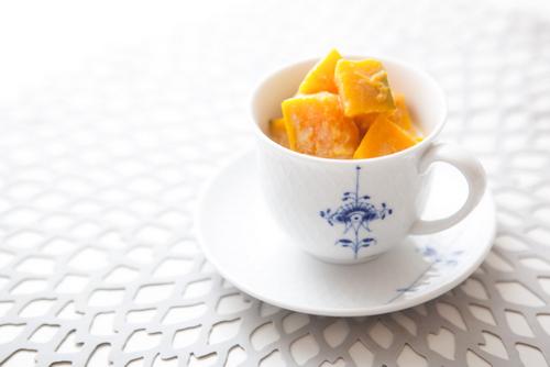 疲労回復効果もたっぷり!カレと食べたい「かぼちゃの冷スイーツ」レシピ
