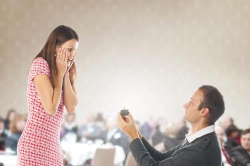 意外!? 女性が本当にプロポーズされたい場所はアソコだった