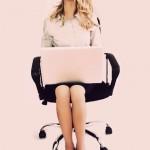座りっぱ女子に肥満警報!「オフィス内ぜい肉」はこれで撃退
