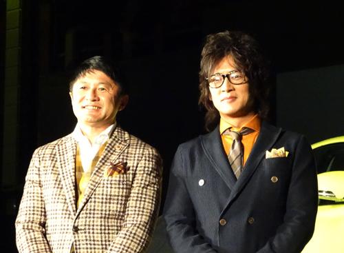 草食男子に喝!細川茂樹&武田修宏が語る「大人の男のデート術」