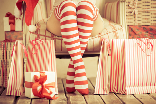 鼻血ブーッ!大人のオンナこそ似合うクリスマスコスは●●と判明