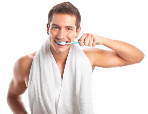 誘ってみちゃう?ランチ後が狙い目「歯みがき男子」の傾向と対策