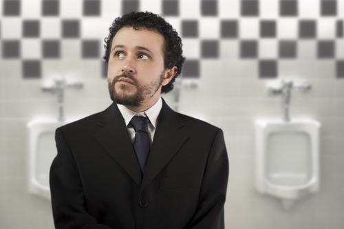 げげっ…マジぃ?トイレ行った後「手を洗わないオトコ」●割もいた