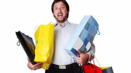 浮気に要注意!買い物大好き男子は「女の子も大好き」研究で判明