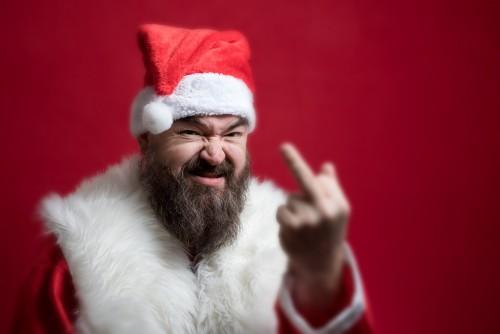 サンタも激怒っ!クリスマスに送られてきたらウザいLINE4つ