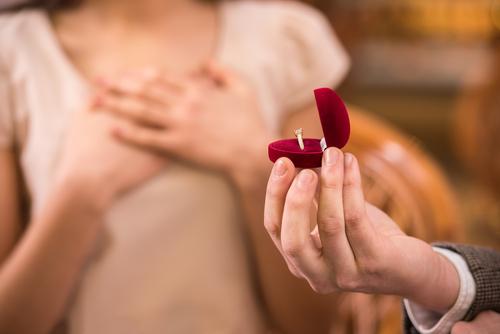 「婚約指輪なんていらないからね」…その一言が彼に結婚を決意させる