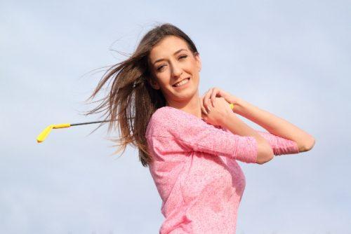 ゴルフ初心者女子が「カン違いするな」と怒られないためのお約束3つ