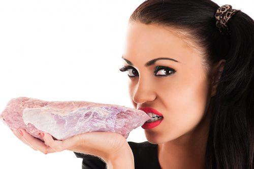アン・ハサウェイも脱落!ニューヨーカーは「菜食よりも肉食」に