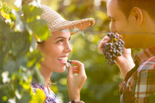 食欲と性欲の秋!果物狩りデートで「男心をもぎ取るテクニック」